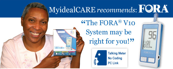 MyidealCARE is a full service medical products supplier to physician's offices, nursing homes, senior centers and other locations. They provide free seminars and educational opportunities for the elderly and other groups. The company supplies all the major brands and categories for diabetic supplies, diabetes meters, diabetes lancets, diabetes test strips, diabetes travel case, diabetes insulin, talking diabetes meters, complete blood glucose monitoring systems, catheters, female catheters, male catheters, cure catheters, foley catheters, and any other diabetic product one may need. Their consumer direct website is available for patients with diabetic product and catheter needs, with an interactive forum for discussion, and other support materials, at http://www.myidealcare.com. There is no fee for joining MyidealCARE, and enrollment for receiving supplies delivered directly to your home is fast and easy. MyidealCARE accepts all patients specializing in Medicare, Medicaid, and the uninsured. For bulk purchasing orders, MyidealCARE will have medical facilities contact our business services representative. MyidealCARE is located in Thomasville, GA supplying a wide range of national brand products for less.Medicare, medicaid, uninsured, diabetes, diabetic, diabetes supply, diabetic supply, diabetes supplies, diabetic supplies, diabetes meter, diabetes insulin, insulin, lancet, lancing device, glucose, glucose meter, diabetes help, prescription drug card, prescriptions, doctors office, diabetic meal, diabetic meals, blood glucose meter, medical supplies, medical products, Medicare, Medicaid, Medicare supplies, Medicaid supplies, catheter, catheter supplies, mens catheters, womens catheters, male catheter, female catheter, Thomasville, Barwick, Pavo, Boston, Quitman, Morven, Berlin, Moultrie, Funston, Ellenton, Pelham, Meigs, Ochlochknee, Whingham, Cairo, Climax, Bainbridge, Attapulgus, Meridian, Felkel, Monticello, Camilla, Newton, Elmodel, Baconton, Putney, Leary, Arlington, Damascus, Colquitt, Boykin, Eldorendo, Brinson, Iron City, Donalsonville, Valdosta, Hahira, Sparks, Lenox, GA, Georgia, Florida, free meal, free socks, schwans, schwans meal, schwans diabetic meals, commercial orders, bulk order, nursing home, doctors office, senior center, diabetes help, diabetes monitor
